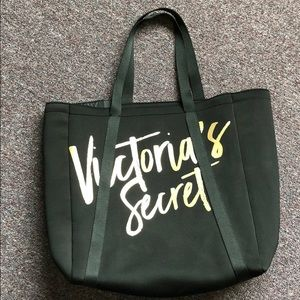 Victoria's Secret Tote with 2 Insulated pockets🌸